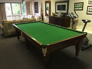Billiard Table Templestowe Lower Manningham Area Preview