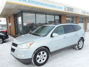 2009 Chevrolet Traverse LT 7 Passenger & Towing Package
