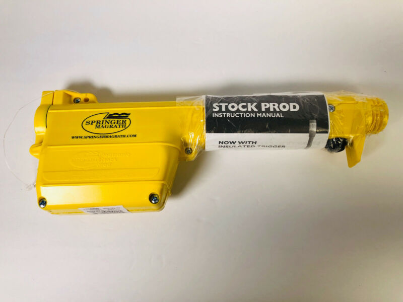 Springer Magrath Replacement Stock Prod Power Pack With Battery