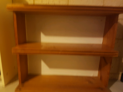 Bookcase for case