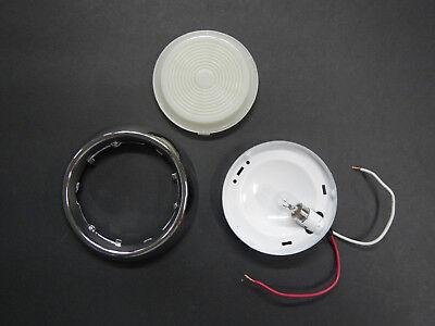 64 65 66 67 68 Buick LeSabre Wildcat Electra Dome Light Complete Lens & Housing