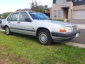 1992 Volvo 9 Sedan Highton Geelong City Preview