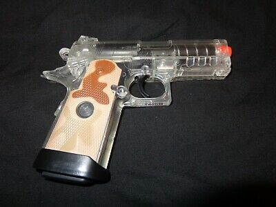 - Crosman Stinger P36 Airsoft Pistol 6mm Camouflage clear
