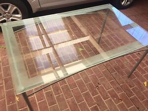 Stylish Glass Dining/Kitchen Table - Delivery Available!!! Sydenham Brimbank Area Preview