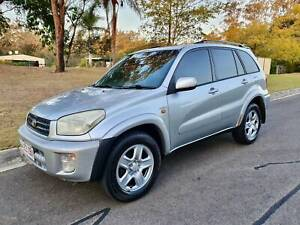 TOYOTA RAV-4 CRUISER AUTOMATIC*** PERFECT FIRST CAR!! DRIVES GREAT Camira Ipswich City Preview