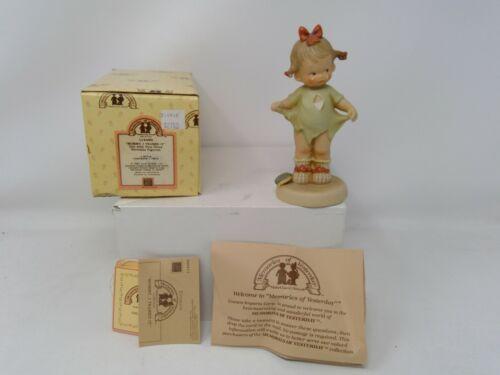Enesco Memories of Yesterday Figurine - Mommy I Teared It - 114480