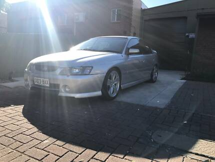 2003 Holden Commodore VY SS