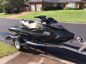 300hp Top of the Range Sea-Doo JetSki Eleebana Lake Macquarie Area Preview
