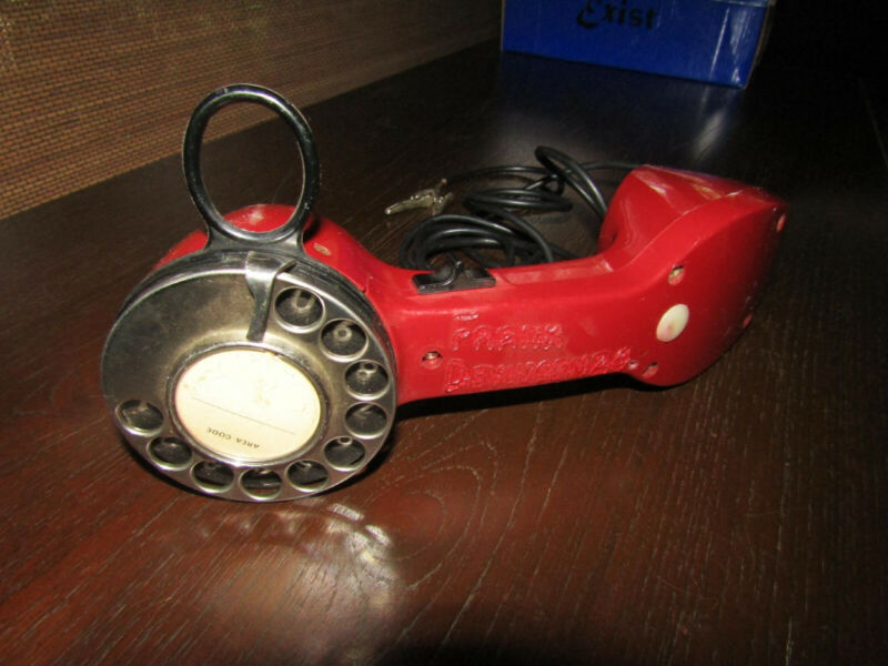 Linesman Rotary Phone - from Melbourne Telecom Workshop - c.1970