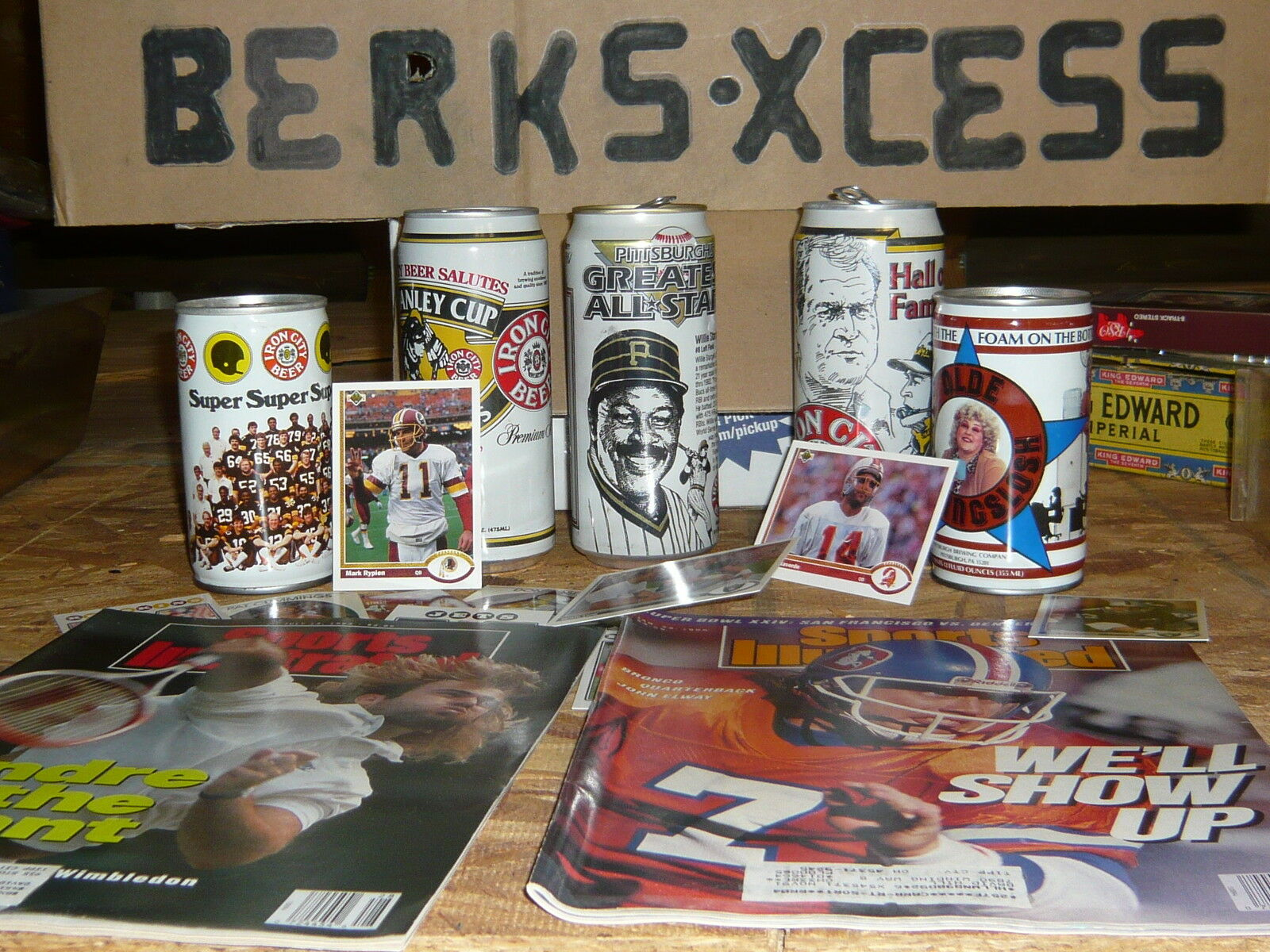 Berk s Xcess Stuff