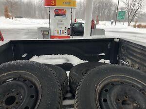 4 pneus d'hiver NOKIAN