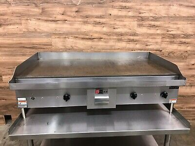 Wolf Weg48d 48 Commercial Electric Griddle 208 V Phase 31