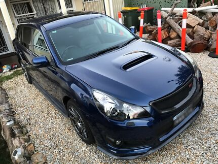 Subaru liberty GT Premium manual wagon