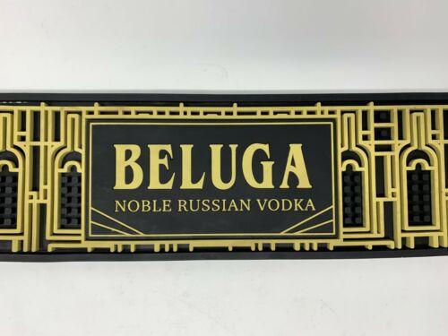NEW Beluga Noble Russian Vodka Bar Runner Mat Fast Free Shipping!