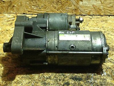 RENAULT ESPACE 02–14 2.2 16V DCI STARTER MOTOR 8200237594