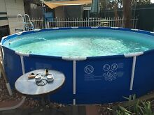 Intex swimming pool Northfield Port Adelaide Area Preview