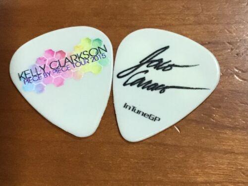 Kelly Clarkson 2015 Piece By Piece Tour Guitar Pick