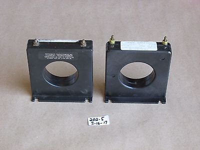 Lot Of 2 New Instrument Transformers Emerson 12-779131-00 Current Transformer
