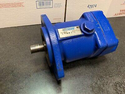 Vickers Inline Piston Pump M-pfb10 U 31 Hydraulic Pump Fixed Displacement .875
