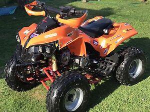 ATOMIC FERAL 150cc Trail quad bike Traralgon Latrobe Valley Preview