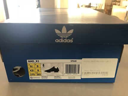 Adidas NMD R1 US 9.5 for sale