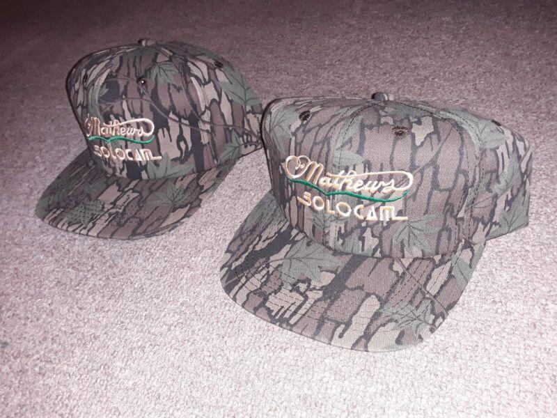 Mathews Bows hats