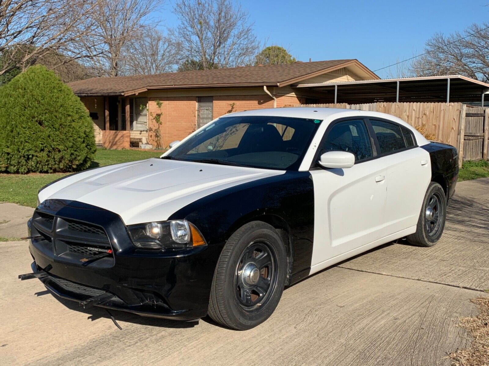 2012 Dodge Charger SE 2012 Dodge Charger SE Sedan Cop Ex Police car AS IS NO RESERVE CLEAN TITLE