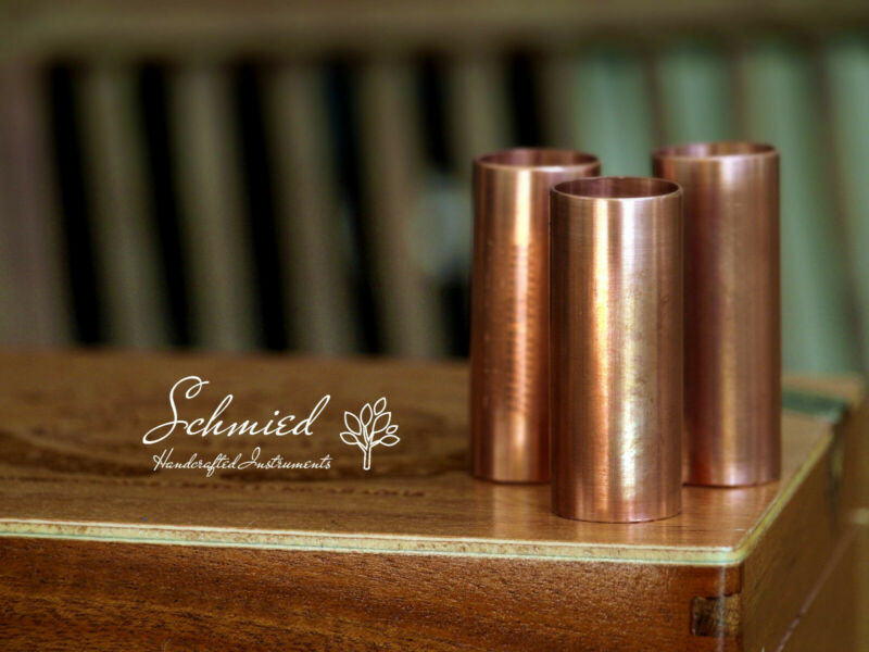 Copper guitar slide - Handmade