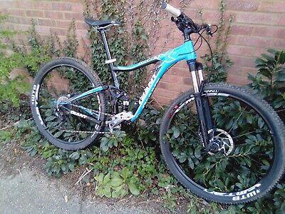 Giant Trance X2 29ER mountain bike