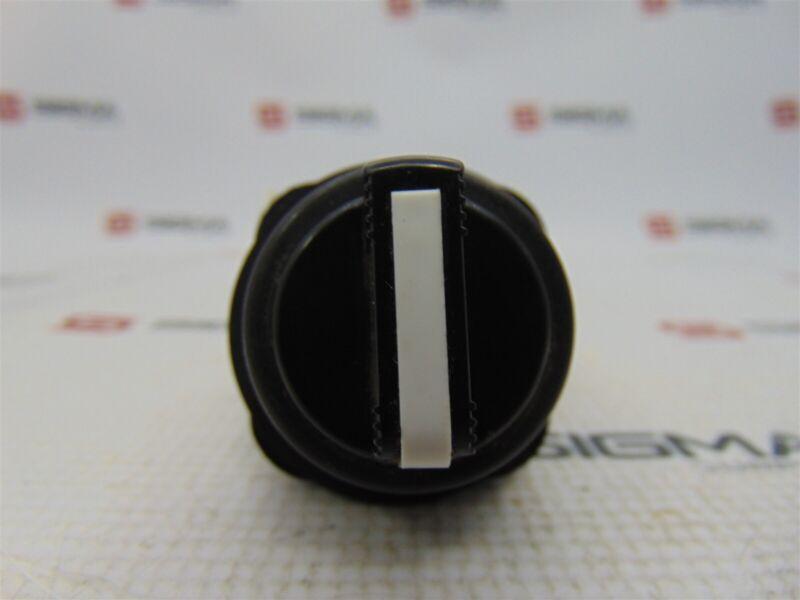 Allen-Bradley 800H-JR2 Selector Switch 3 Pos Ser F w/ 800T-XA Block Ser D