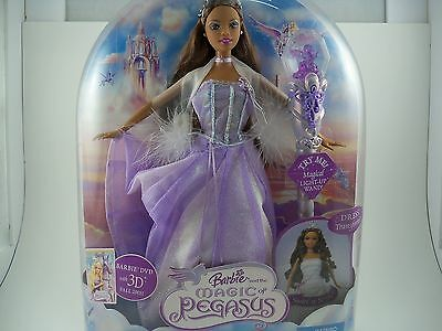 Barbie Doll Magic of Pegasus Princess Annika NEW NRFB 2005 3+
