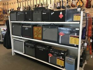Amps, Speakers & More!