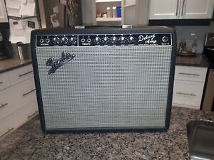 1966 Fender Deluxe for vintage guitar