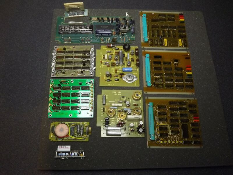 Mixed Lot N/A Vintage Collectable PCB Circuit Board #102
