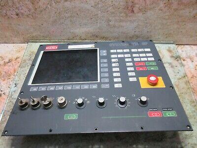 Traub Rapotronic System Tx 8f 90 01 0004 Btfl Tx 8 F Ma Tnd200 Control Panel