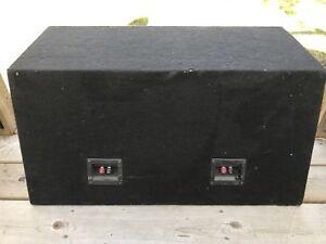 Sub box