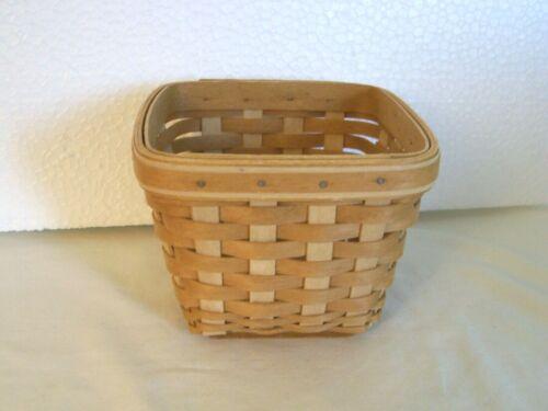 Longaberger 2004 At Home Garden Seedling Basket
