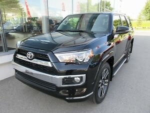 2017 Toyota 4Runner LIMITED 7 Places