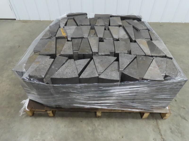 Graphite Milling Block Bulk Chunks High Density Carbon 1250 Lbs.
