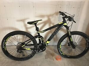 *NEEDS TO GO, RODE TWICE ONLY* Giant Stance Mountain bike