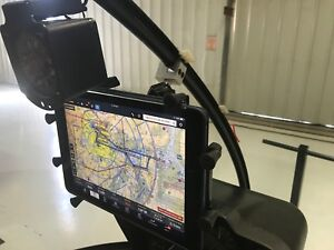 Ipad / GoPro / GPS Mount For Robinson R22 R44 R66