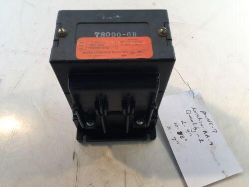 Ward Leonard Electric Cat# RDPI-10100 Contactor