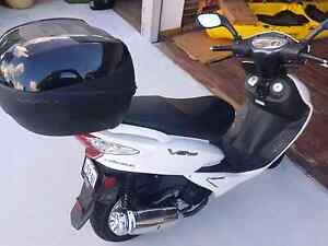 New condition Bolwell VS125cc Scooter Loganholme Logan Area Preview