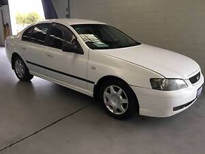 2004 Ford Falcon with LPG Good Condition Belmont Belmont Area Preview