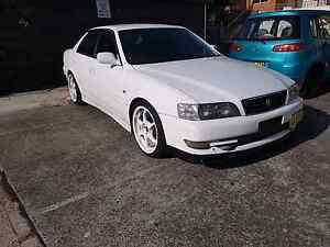 1997 toyota chaser jzx100 factory manual Five Dock Canada Bay Area Preview