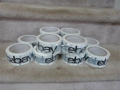 12 Rolls Brand New Ebay Packing Shipping Tape 2 X 75 Yards Clear