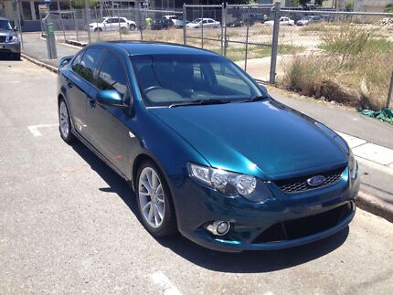 2009 Ford Falcon FG XR6 Turbo XR6T Brisbane City Brisbane North West Preview