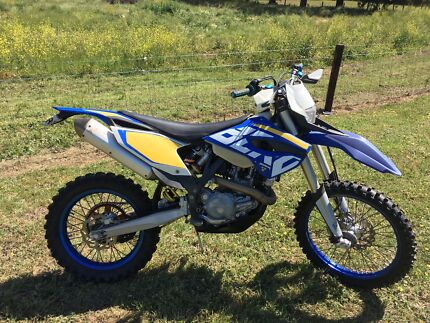 Husaberg FE 450 Mount Gambier Grant Area Preview