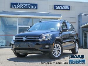 2013 Volkswagen Tiguan HIGHLINE 4Motion/Leather/Panorama Roof/Na