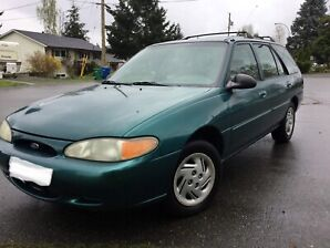 1998 FORD ESCORT SE VERY CLEAN!!!!